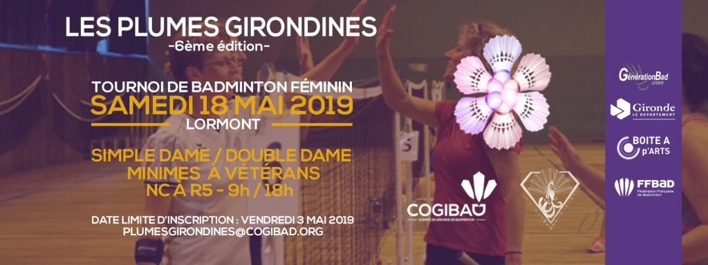 Plumes Girondines 2019 - slider light